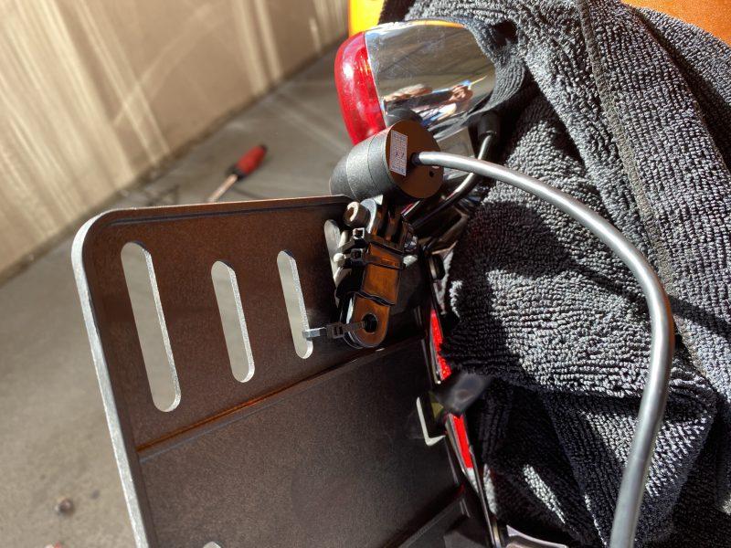 Rear Camera Install-1
