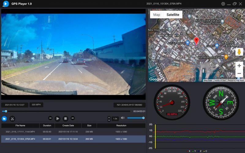 GPS Player