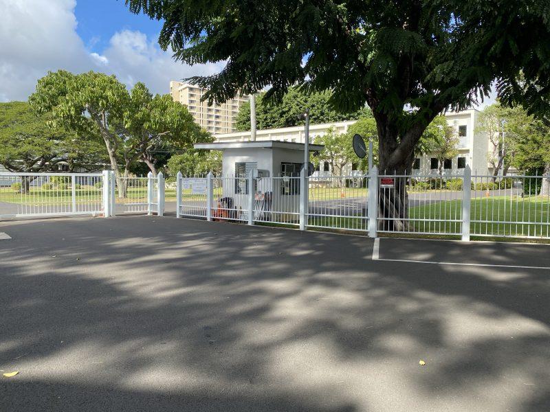 ハワイ領事館1